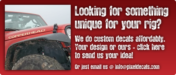 Custom Work - Contact Us!