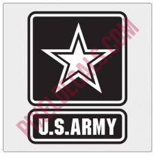 US Army Logo Decal