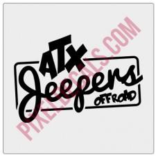 ATX Jprs Decal