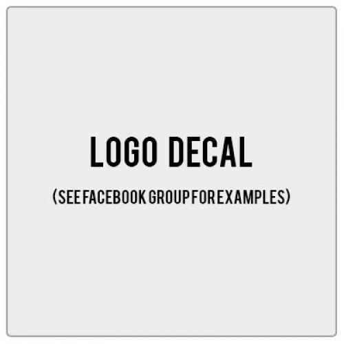 Arizona's Jp Girls Logo Decal