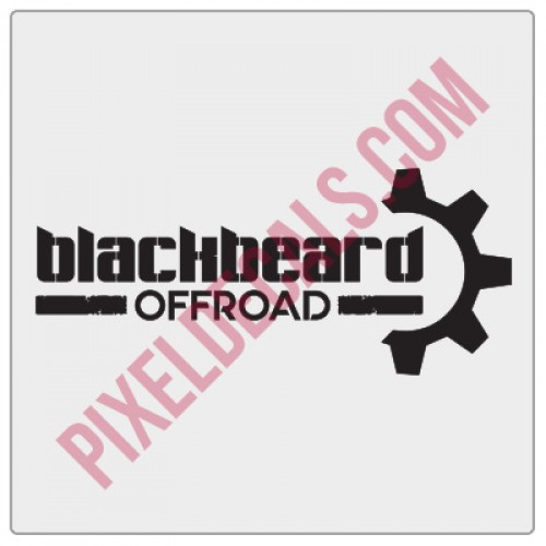 Blackbeard Offroad BBO Full Decal