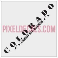 CCOR Colorado Combat Off-Roaders Banner