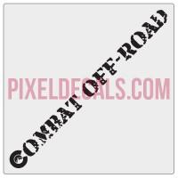 CCOR Combat Off-Road Banner