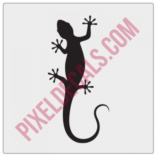 Gecko Decal (V1)