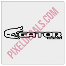 Gator Edition Decal (Pair)