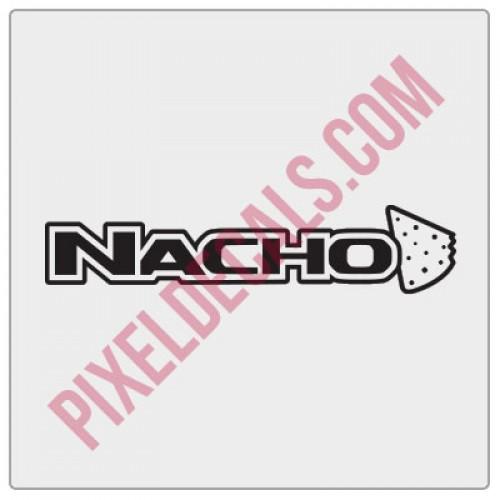2018+ JL/JT Nacho Decal (Pair)
