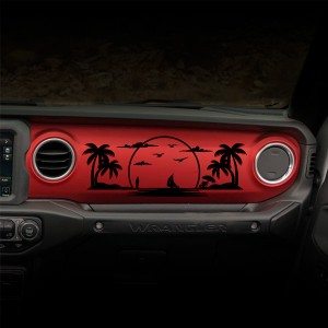 JL Dashboard Beach w/ 1941 Decal (V2)
