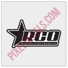 River City Offroad Logo Decal