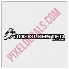 Rock Lobster Decal (Pair)