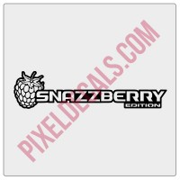Snazzberry Edition Decal (Pair)