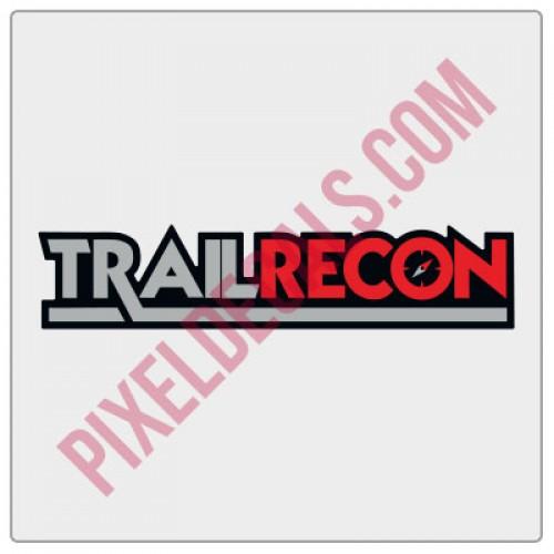 TrailRecon Logo Decal V1
