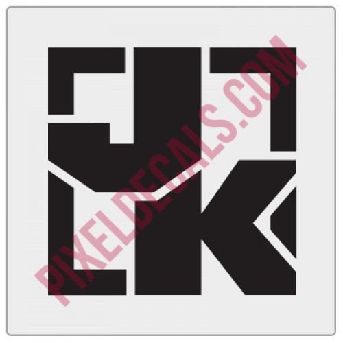 Square Logo - JK
