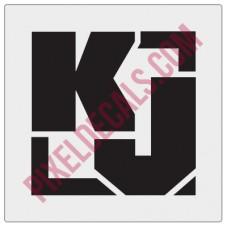 Square Logo - KJ