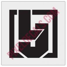 Square Logo - LJ