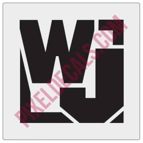 Square Logo - WJ