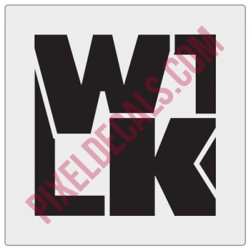Square Logo - WK