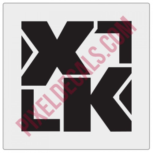 Square Logo - XK