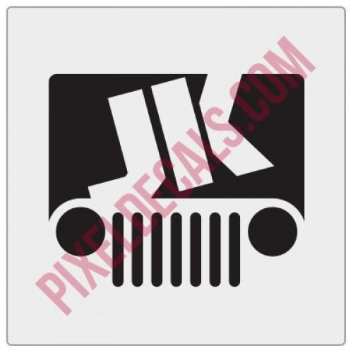 Grille Logo - JK