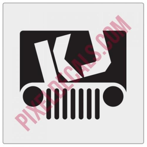 Grille Logo - KJ