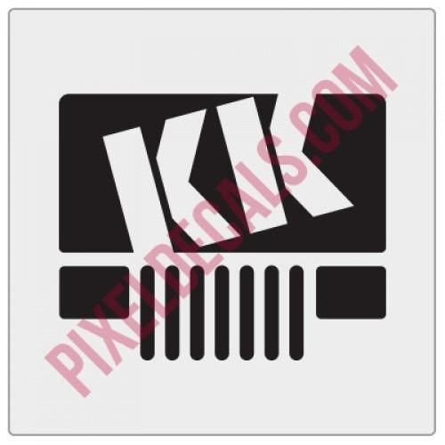 Grille Logo - KK