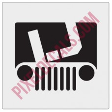 Grille Logo - LJ