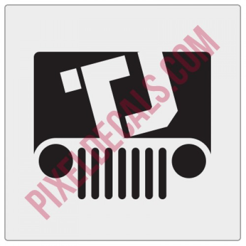 Grille Logo - TJ