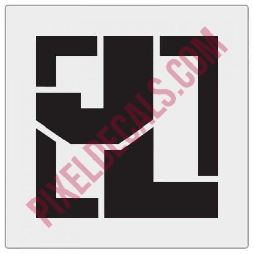 Square Logo - JL