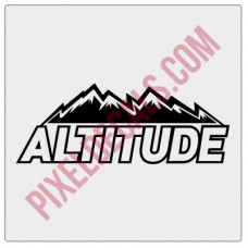 Altitude Decals (Pair)
