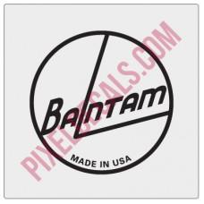 Bantam American Decal