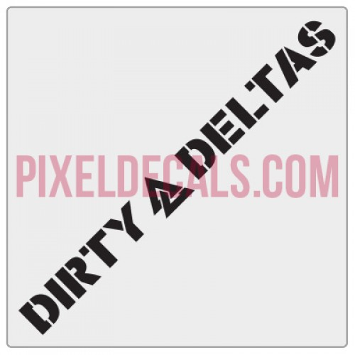 Chicagoland Dirty Deltas Banner