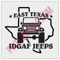 East Texas IDGAF Jps (2)