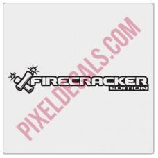 Firecracker Edition Decal (Pair)