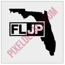 FLJP Decal