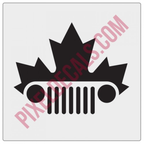 Canada Decals