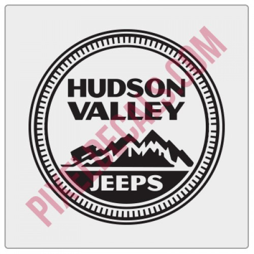 Hudson Valley Jps Fender Decal