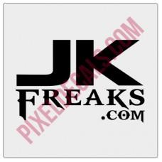 JKFreaks.com Decal V1