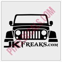 JKFreaks.com Decals (37)
