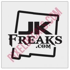 JKFreaks.com New Mexico Decal