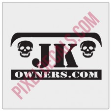 JKOwners.com Decal