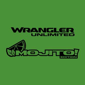 JL Mojito! Edition Decal (Pair)