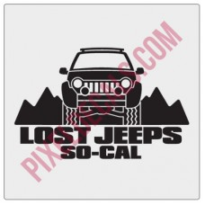 LOST Customizable Decal