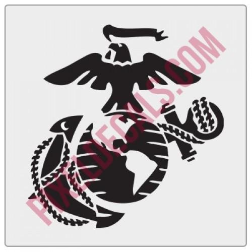 US Marines EGA Decal