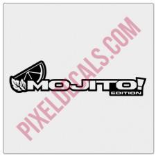 Mojito! Edition Decal (Pair)