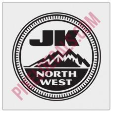 Northwest JK Decal