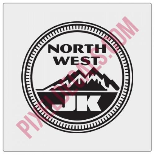 Northwest JK Decal - Alternate