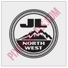Northwest JL Decal