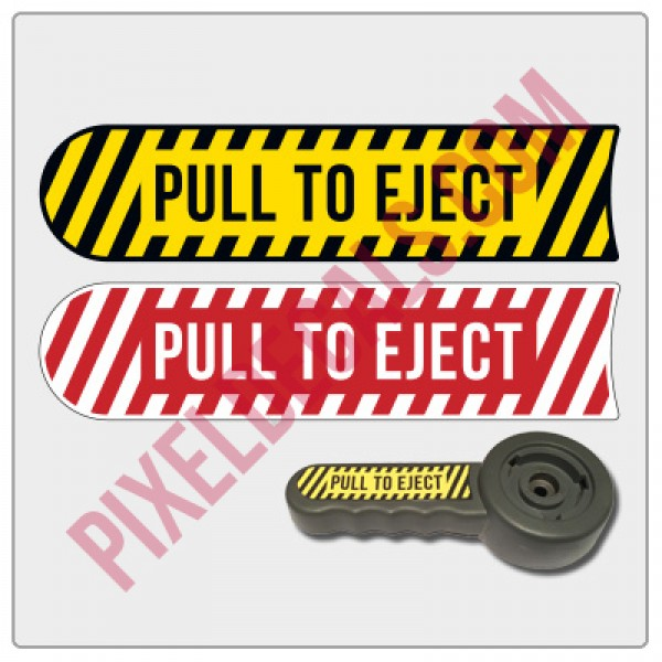 Peachy Jk Pull To Eject Decal For Seat Height Lever Pdpeps Interior Chair Design Pdpepsorg