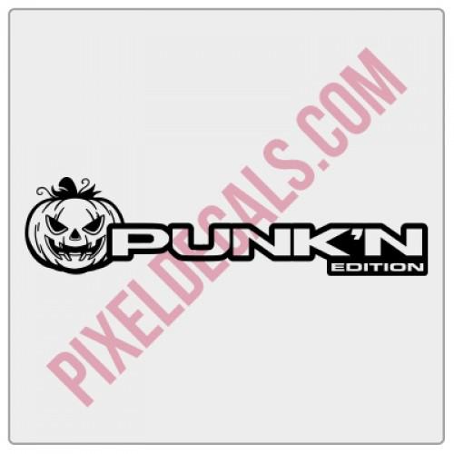 Punk'n Edition Decal (Pair)