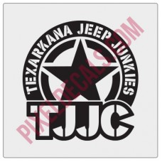 TJJC Fender Decal