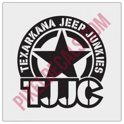 TJJC Fender Decal